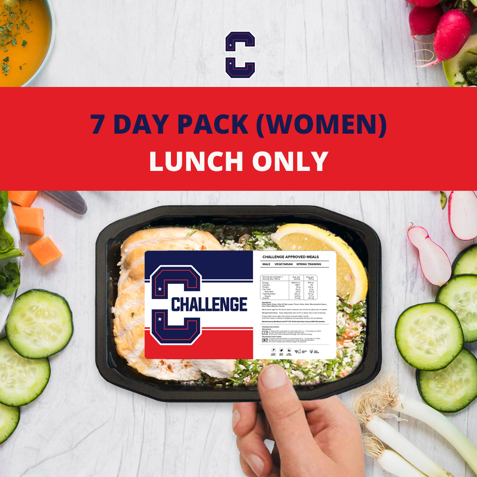 F45 7 Day Pack (Women) – LUNCH